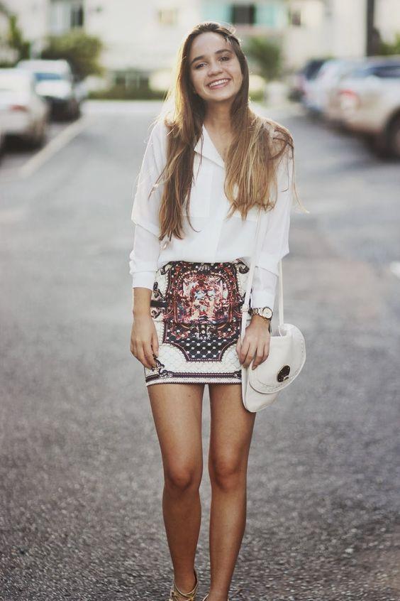 banggood, skirt, shirt