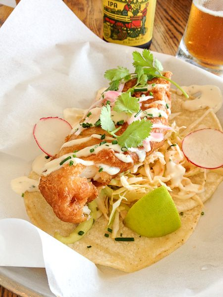 Best fish tacos and seafood in huntington beach huntington beach ca beaches and sons for The best fish taco recipe in the world