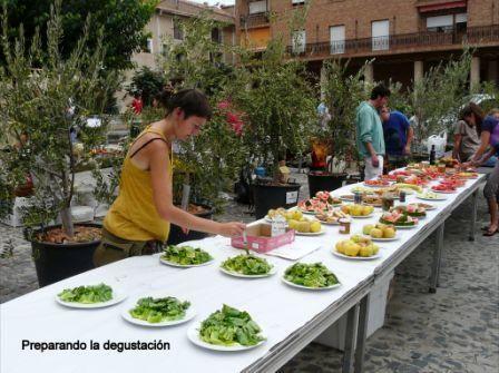 Resumen de la XIII Feria Estatal de la Biodiversidad Agrícola, Daroca (Zaragoza), 21-23 de Septiembre de 2012 « Red de Semillas de Aragón