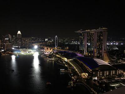 singapore by Akito Tsutsui