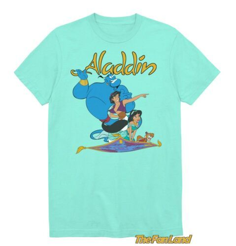 Magic Carpet Flight Aladdin Disney Inspired Womens Tank Top