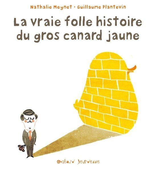 La vraie folle histoire du gros canard jaune on Behance