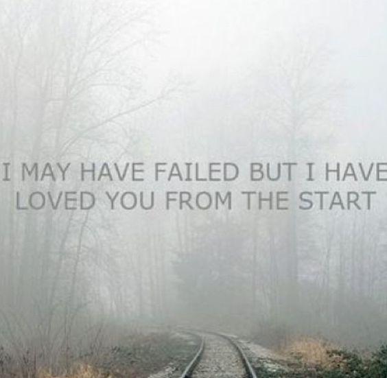 Failure and love