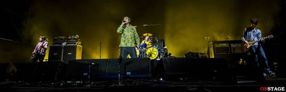 The Stone Roses live @ Ippodromo Milano 17 Jul 2012