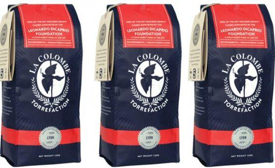 Leonardo DiCaprio Launches Charity Coffee Brand