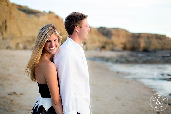 Sunset Cliffs Engagement   Jenn