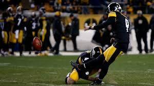 Kicker Matt McCrane has been brought in by The Pittsburgh Steelers