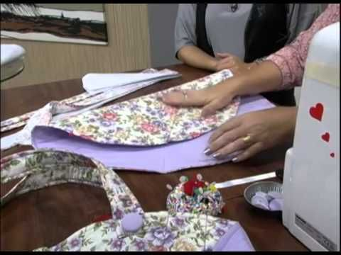Maura Castro – Bolsa fácil patchwork | Cantinho do Video