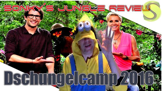 Dschungelcamp 2016 ▼ THE FINAL ▼ Sonky´s Jungle Review ▼