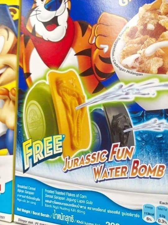 The toy that came in this cereal box. | The 50 Worst Things On The Internet In 2015