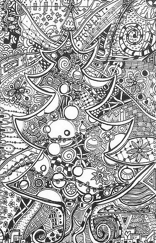 Arbres De No 235 L Modernes Arbres De No 235 L And Coloration On Coloring Pages Zen