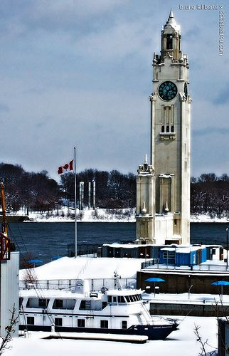CLOCK TOWER, OLD PORT, MONTREAL