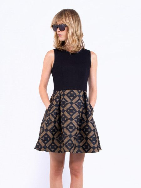 Kala Dress by Morgan Carper