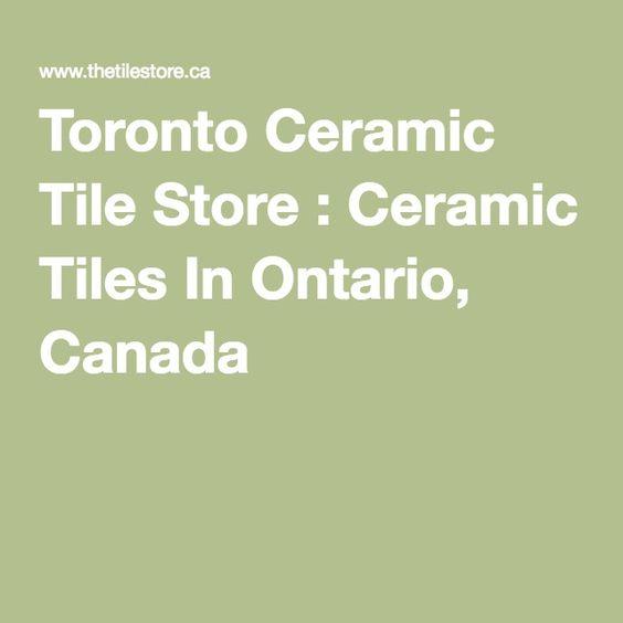 Great Subway Tile Options & Ideas Toronto Ceramic Tile Store : Ceramic Tiles In Ontario, Canada