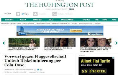 Breaking News Axel Springer Verlag von Islamisten übernommen oder wie lächerlich will sich dieser Verlag noch machen