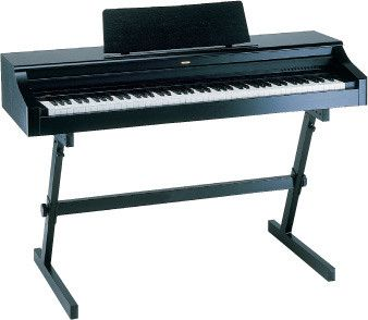 Quik Lok Z-726 Double-Tier Keyboard Stand