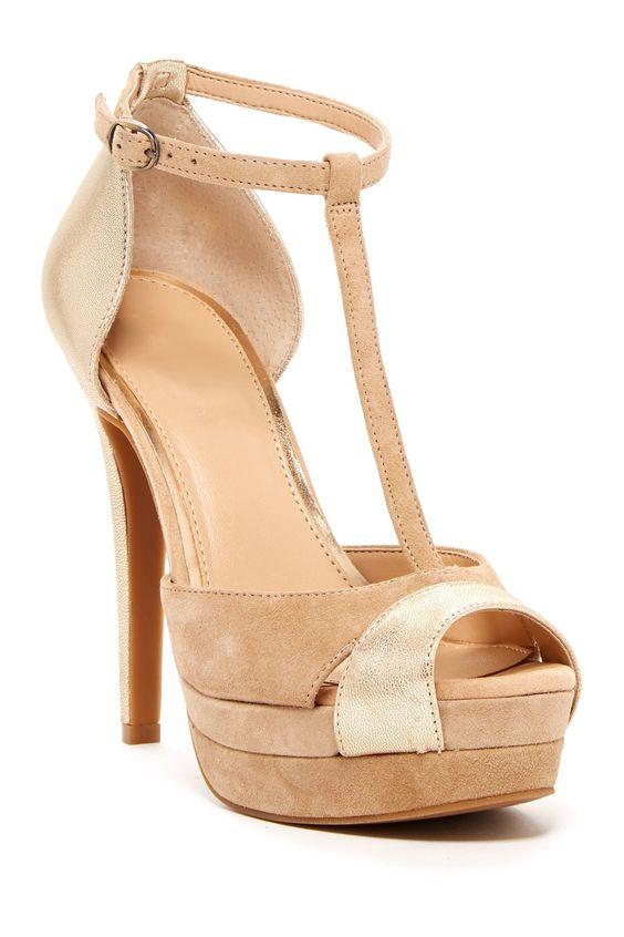 great nude heel