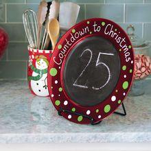 Christmas Countdown Charger