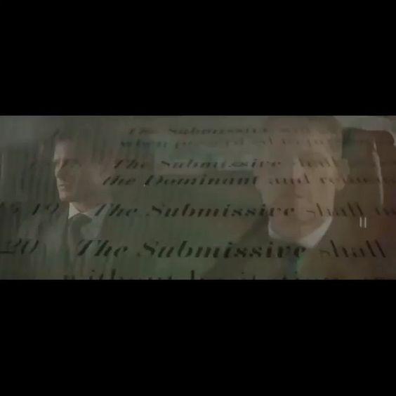 Credit to @sombrasadictas50 #fsog #fsd #fsf #fiftyshadesofgrey #cincuentasombrasdegrey #mrgreywillseeyounow #christiangrey #anastasiasteele #JamieDornan #dakotajohnson #dominant #teamfifty #damie