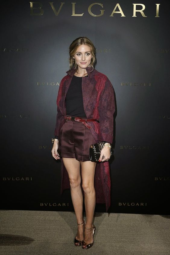 The Olivia Palermo Lookbook : Olivia Palermo At Bulgari Cocktail Event