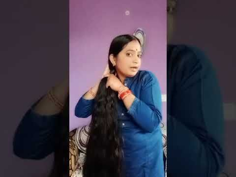 New Long Hair Style Combing Video Youtube In 2020 Long Hair Styles Hair Styles Hair