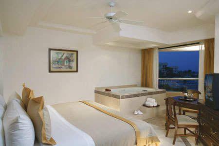 Habitación Hotel Hard Rock Riviera Maya.