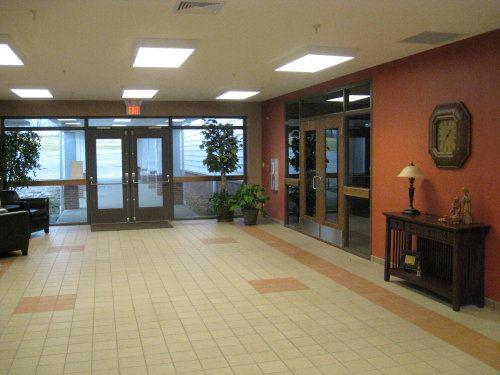 Modern Church Foyers : Church foyer google search coffee corner decor
