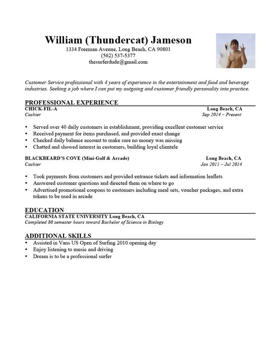 How to Write the Perfect Resume Perfect resume and Clever - job skills to put on a resume