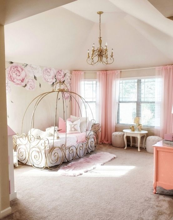 A Magical Space Princess Bedroom Ideas Home Tree Atlas Toddler Bedroom Girl Toddler Bedrooms Princess Bedrooms