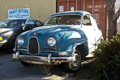 1956-1959 Saab 93