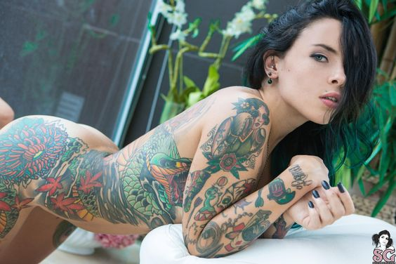 addee suicide girls - Buscar con Google