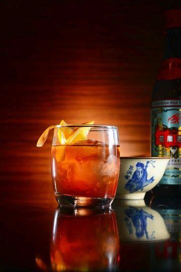 Hong Kong - 家香(五加皮cocktail)