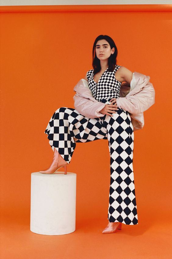 Dua Lipa Modzik Magazine Photoshoot (2017)