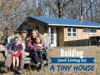 Building and Living in a Tiny House - these folks built their own!