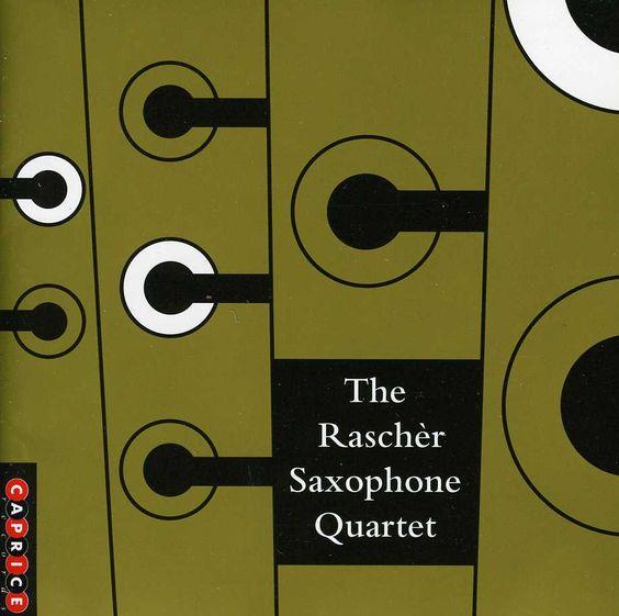 Rascher Saxophone Quartet - Etwas Rascher/Personae/Xas/Pnoxoud