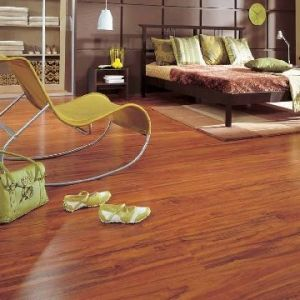 A very common question we get at Bestlaminate is 'Is laminate flooring water resistant?' #Laminate #Flooring #Water