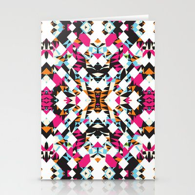 The Invisible Tiger Stationery Cards by Ornaart - $12.00