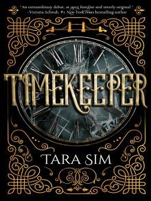 Timekeeper - eBook