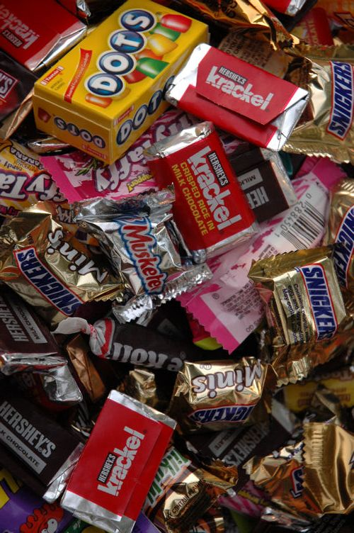 Candy Dish On Desk | Don't Put Candy On Your Desk At The Office