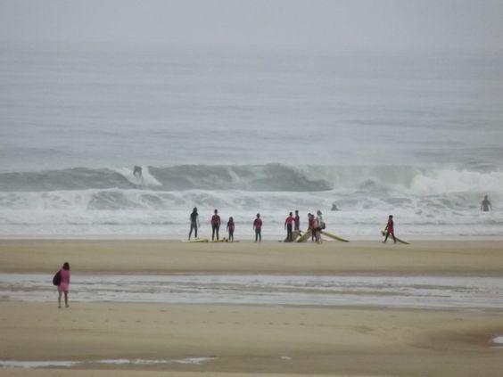 Moliets Plage Surf Report
