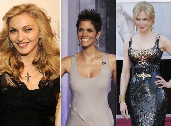 Celebrity Moms Who Got Pregnant Over 40!