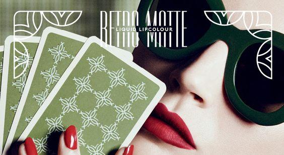 Lançamento: Batons líquidos Retro Matte Lipcolour – MAC