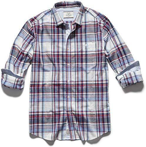 Harley-Davidson Men/'s Washed Plaid Shirt 96119-18VM