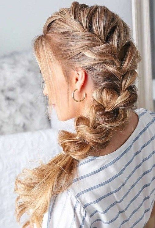 76 Charming Braided Hairstyles 2019 Braided Hairstyles Easy