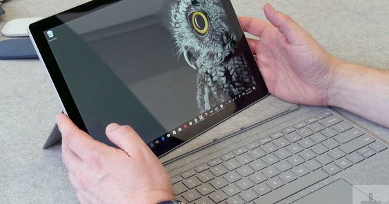 Surface Pro 4 Vs The New Surface Pro Spec Comparison Digital Trends New Surface Pro Surface Pro New Surface