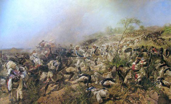 battle of dogali