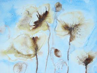 watercolors, 32x24 cm