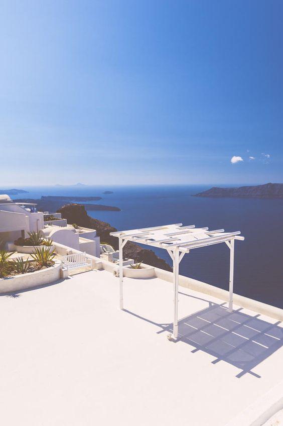 Rooftop, Grèce, Allard Schager