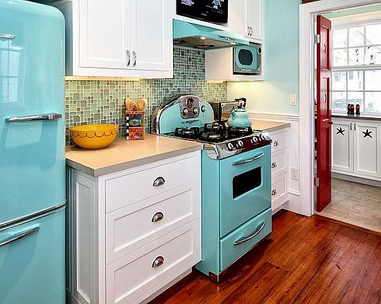 11 Things You Didn't Know You Could Paint - Painted Appliances (even KitchenAid mixer)