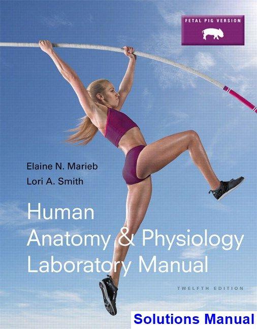 Amazon. Com: human anatomy & physiology laboratory manual, fetal.